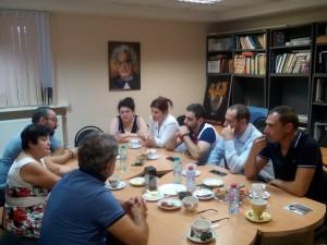 встреча с Р.Бабаяном