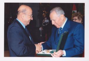 Theo Angelopoulos. vraveio Vittorio De Sica, 2004
