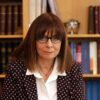 Katerina Sakellaropoulou elected first female President in the Greek history